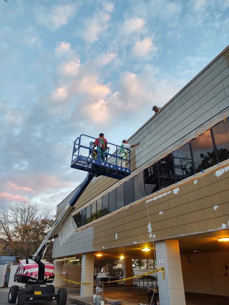 Commercial Exterior Painter in Denver, CO
